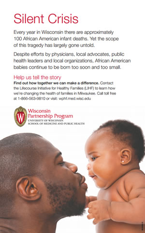 Lifecourse Initiative for Healthy Families Infant Mortality Awareness