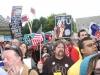 President Clinton Visits Milwaukee For Tom Barrett Rally