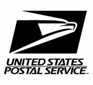 United States Postal Service Logo Usps Milwaukee Courier