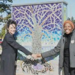 """Bronzeville's """"Life's Garden"""" newest artwork and great history lesson"""