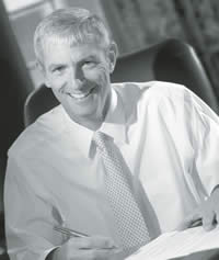Chancellor Michael R. Lovell