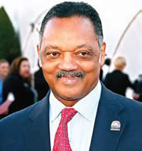 Hamilton Supporters Head to Chicago for Rally with Jesse Jackson