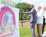 """Housing Authority celebrates opening of innovative, award-winning mixed-income """"neighborhood for all"""""""