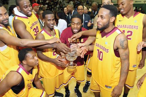 Central-State-University-Marauders-vs-Winston-Salem-State-University-won-2013-Fresh-Coast-Classic-Basketball-Championship-Wisconsin-Lutheran-College