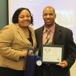 Alderwoman Milele Coggs recognized various individuals recently at her town meeting