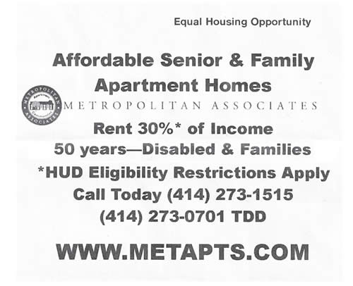 Milwaukee Classifieds Apartments For Rent