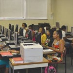 Adults finish work on GED/HSED classes