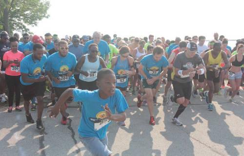 Walk/run participants