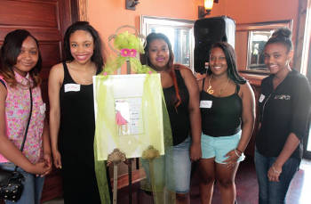Sista Girls Book Club Members - Photo by Robert A. Bell