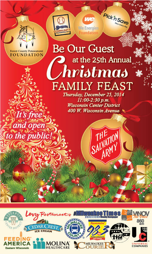 countdown to the 25th annual christmas family feast