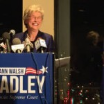 Incumbent Supreme Justice Bradley Puts Early End to Election Night, Defeats Daley