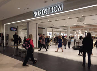 Complete List of Nordstrom Locations Nordstrom is an upscale department store chain in the United States. Initially a shoe retailer, the company today also sells clothing, accessories, handbags, jewelry, cosmetics, fragrances, and in some locations, home furnishings.