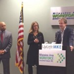 MAWIB & County Executive Chris Abele Unveil Program to Connect Workers with Training, Careers
