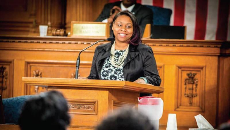 9th-District-candidate-elect-Alderwoman-Chantia-Lewis