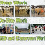 YouthBuild Provide Career Skills and High School Education