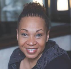 Dr. Joy DeGruy, Keynote Speaker for the SDC 2016 Summit on Poverty (Photo courtesy of joydegruy. com)