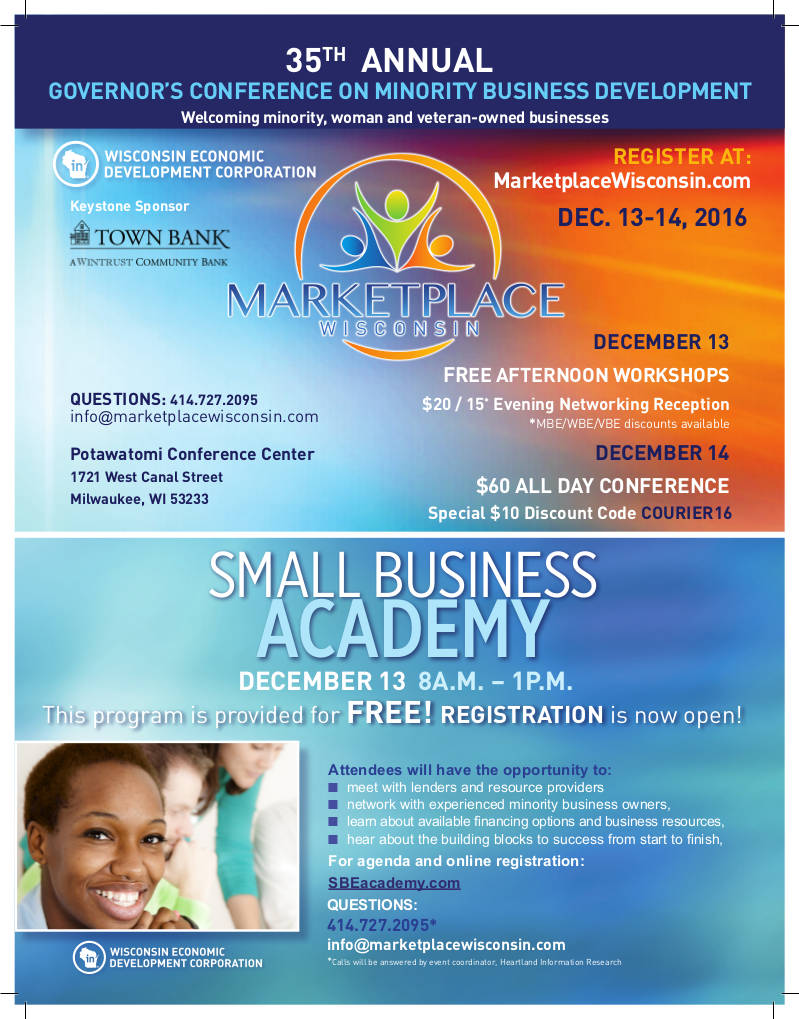 35th Annual Governors Conference on Minority Business Development