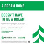 A Dream Home Doesn't Have To Be A Dream With Associated Bank