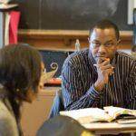 Riverside Alum Hopes His Passion for Teaching Inspires New Educators