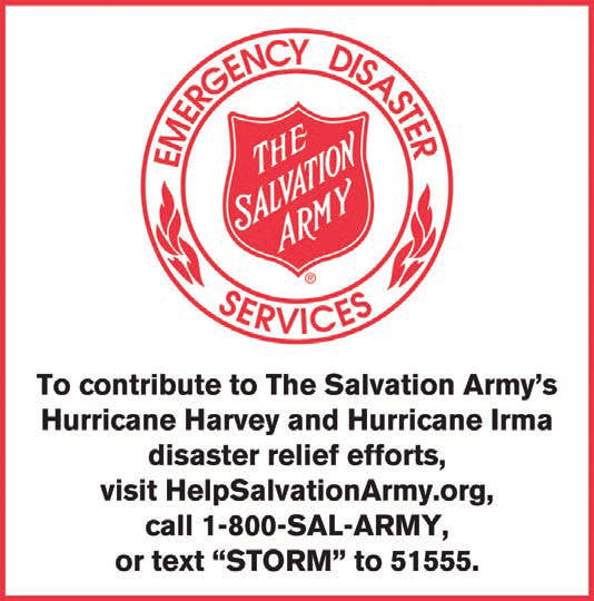The Salvation Army Emergency Disaster Services | Milwaukee ...