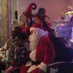 Aurora's NICU Gets a Special Visit from Santa