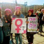 Thousands Attend First Milwaukee Women's March