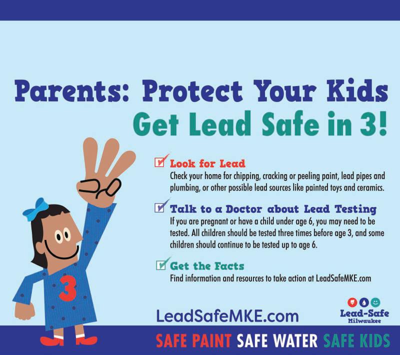 Fixing Milwaukee's Childhood Lead Poisoning Prevention Program