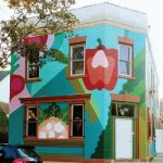 """Victory Garden Initiative Unveils """"Mother Earth"""" Mural"""