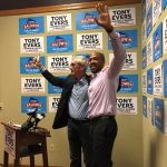 Tony Evers and Mandela Barnes Welcomed Community Members to New Office in Support of Democratic Nominees