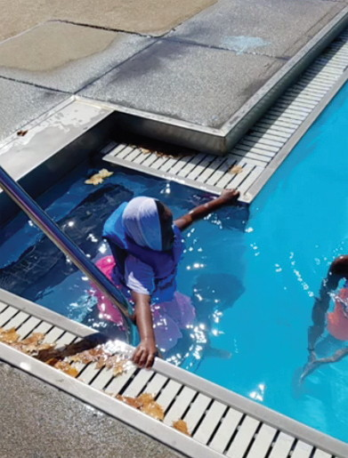 Delaware Lawsuit Changes Policy On Muslim Dress In Swimming Pools